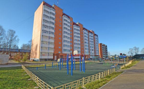 3-комнатная квартира в новом доме (БРОНЬ до 01.10.2021)